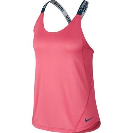 Koszulka treningowa damska - Nike DRY TANK ELASTKA W - 1