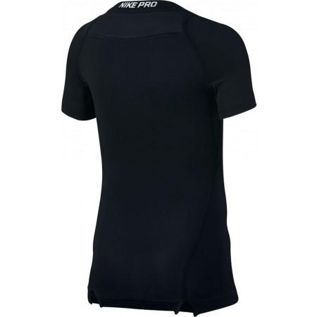Koszulka chłopięca - Nike PRO TOP SS COMP - 2