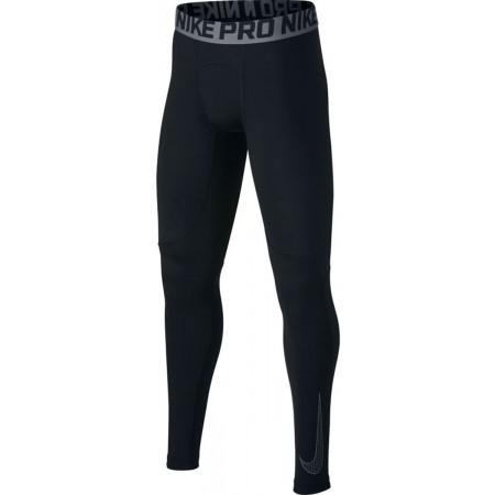 Spodnie elastyczne chłopięce - Nike NP TGHT B - 1