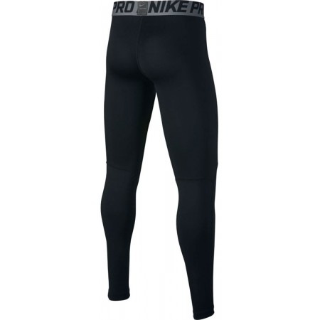 Spodnie elastyczne chłopięce - Nike NP TGHT B - 2