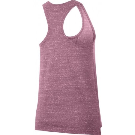 Koszulka sportowa damska - Nike GYM VNTG TANK W - 2