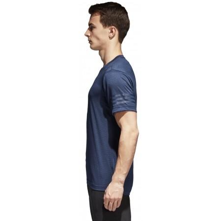 Koszulka sportowa męska - adidas FREELIFT CLIMACOOL TEE - 3