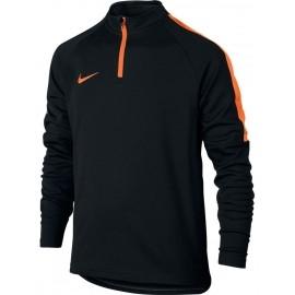 Nike DRY ACDMY DRIL TOP Y - Treningowa koszulka piłkarska dziecięca
