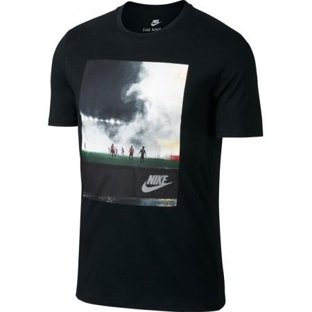 Koszulka męska - Nike TEE CNCPT BLUE 5 - 3