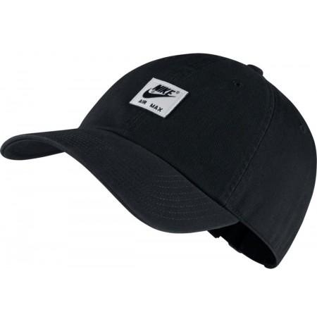 Czapka z daszkiem unisex - Nike AIR H86 CAP LABEL - 1
