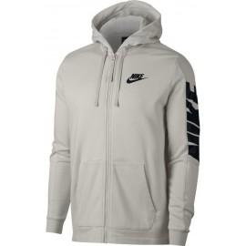 Nike HOODIE FT FZ HYBRID - Bluza z kapturem męska