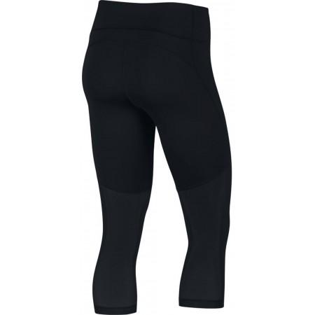 Spodnie do biegania 3/4 damskie - Nike FLY VICTORY CROP - 2