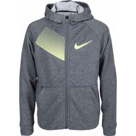 Nike DRY TRAINING HOODIE - Bluza chłopięca