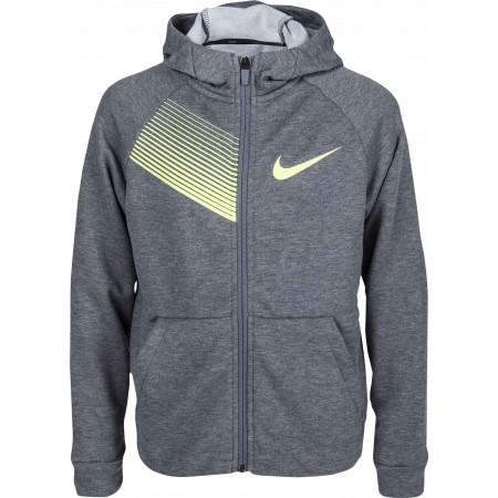Bluza chłopięca - Nike DRY TRAINING HOODIE - 1