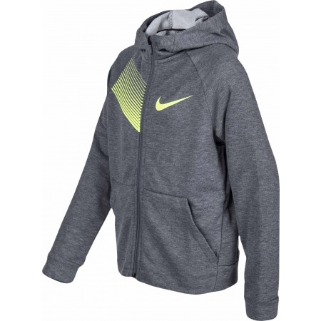 Bluza chłopięca - Nike DRY TRAINING HOODIE - 2