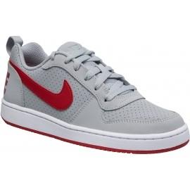 Nike COURT BOROUGH GS - Obuwie miejskie dziecięce