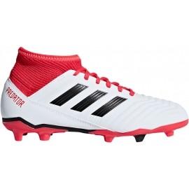 adidas PREDATOR 18.3 FG J - Obuwie piłkarskie chłopięce