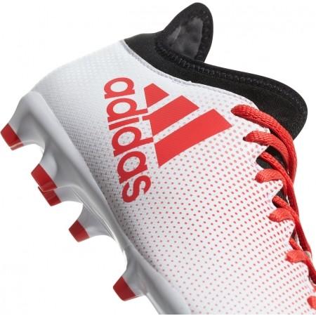 Obuwie piłkarskie męskie - adidas X 17.3 FG - 6