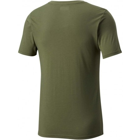 Koszulka męska - Columbia MILLER VALLEY SHORT SLEEVE TEE - 2