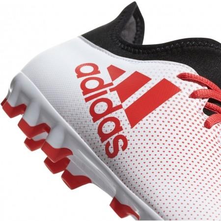 Obuwie piłkarskie męskie - adidas X 17.3 AG - 6