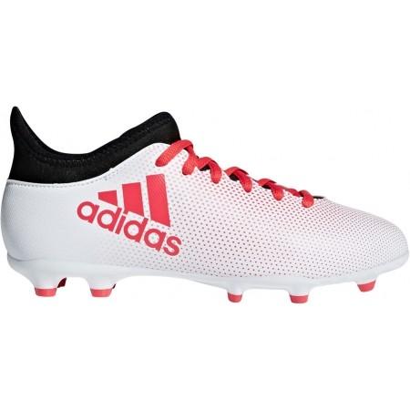 Obuwie piłkarskie dziecięce - adidas X 17.3 FG J - 1