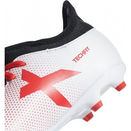 Obuwie piłkarskie dziecięce - adidas X 17.3 FG J - 6