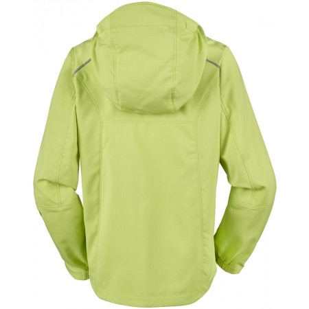 Kurtka chłopięca - Columbia SPLASHFLASH II HOODED SOFTSHELL JACKET - 2