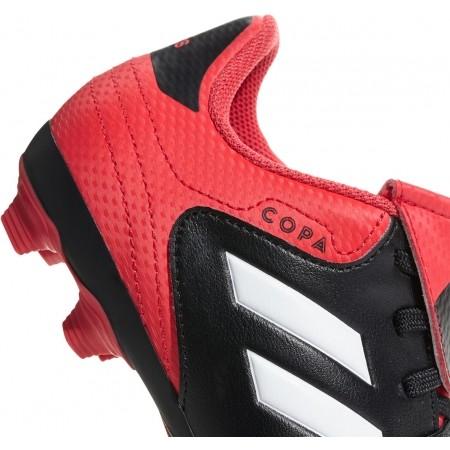 Obuwie piłkarskie dziecięce - adidas COPA 18.4 FxG J - 5