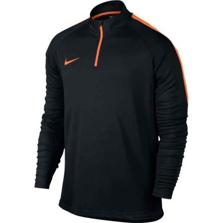 Koszulka męska - Nike DRY ACDMY DRIL TOP - 1