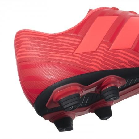 Obuwie piłkarskie męskie - adidas NEMEZIZ 17.4 FxG - 4