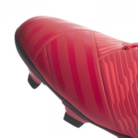 Obuwie piłkarskie męskie - adidas NEMEZIZ 17.4 FxG - 5
