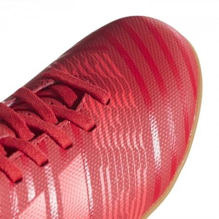 Obuwie piłkarskie halowe dziecięce - adidas NEMEZIZ TANGO 17.4 IN J - 4