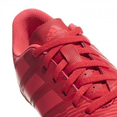 Obuwie piłkarskie halowe dziecięce - adidas NEMEZIZ TANGO 17.4 IN J - 5