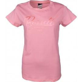 Russell Athletic S/S CREW NECK TEE - Koszulka damska