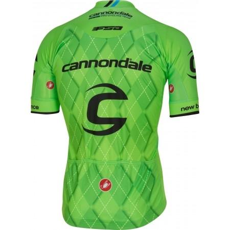 Koszulka rowerowa męska - Castelli TEAM 2.0 JERSEY FZ - 2