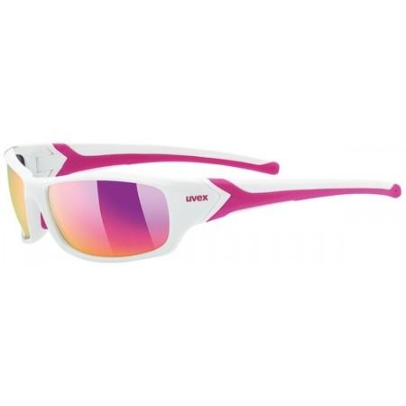 Okulary przeciwsłoneczne sportowe - Uvex SPORTSTYLE 211