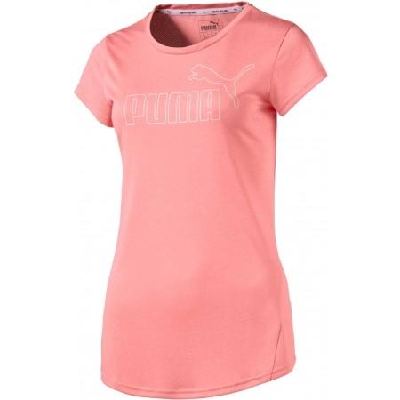 Koszulka sportowa damska - Puma ACTIVE ESS No.1 TEE W - 1