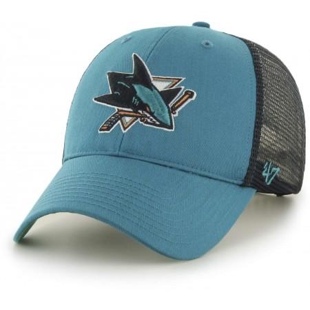 Czapka z daszkiem - 47 NHL SAN JOSE SHARKS BRANSON MVP - 1
