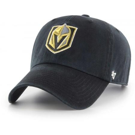 Czapka z daszkiem - 47 NHL VEGAS GOLDEN KNIGHTS CLEAN UP - 1