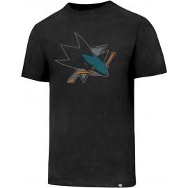 47 NHL SAN JOSE SHARKS CLUB TEE - Koszulka męska