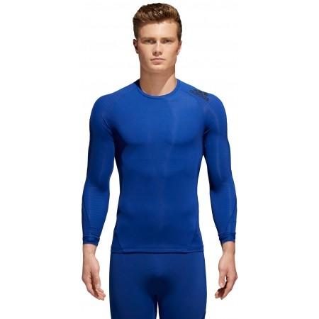 Koszulka funkcjonalna męska - adidas ASK TEC TEE LS - 2