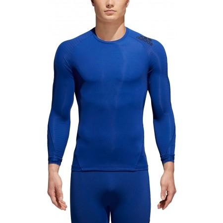 Koszulka funkcjonalna męska - adidas ASK TEC TEE LS - 5