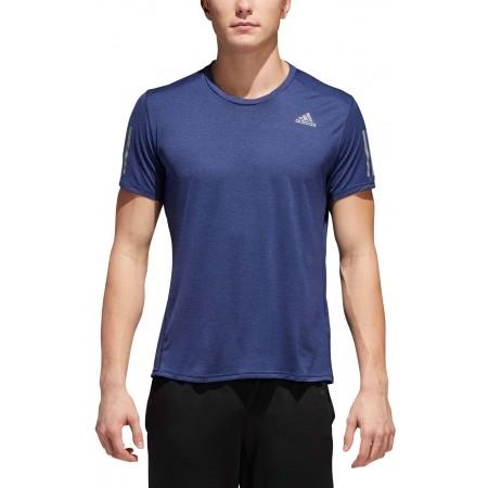 Koszulka do biegania męska - adidas RS COOL SS TEE M - 5