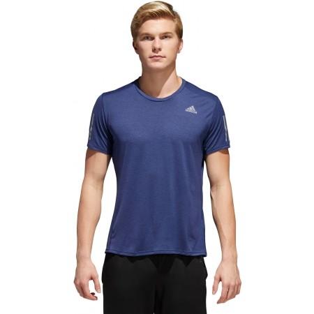 Koszulka do biegania męska - adidas RS COOL SS TEE M - 2