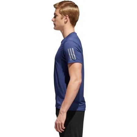 Koszulka do biegania męska - adidas RS COOL SS TEE M - 3