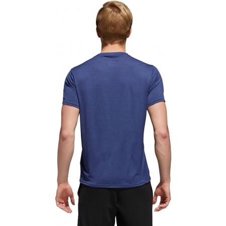 Koszulka do biegania męska - adidas RS COOL SS TEE M - 4