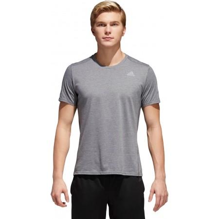 Koszulka do biegania męska - adidas RS SOFT TEE M - 2