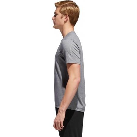 Koszulka do biegania męska - adidas RS SOFT TEE M - 3