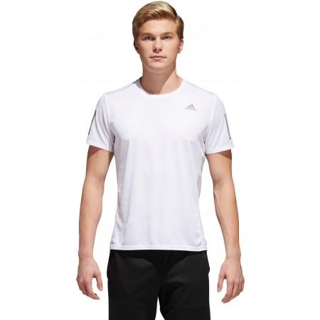 Koszulka męska - adidas RS SS TEE M/RESPONSE TEE M - 2