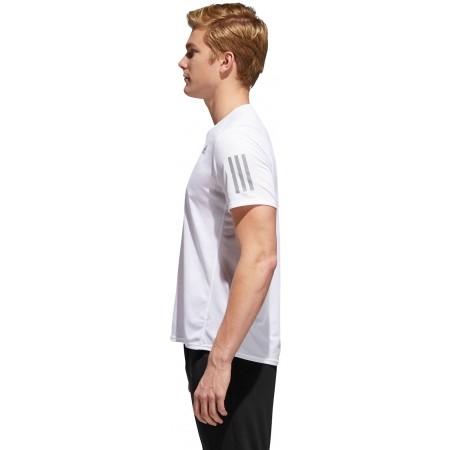 Koszulka męska - adidas RS SS TEE M/RESPONSE TEE M - 3