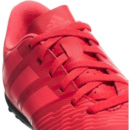 Obuwie piłkarskie dziecięce - adidas NEMEZIZ TANGO 17.4 TF J - 6