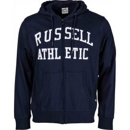 Russell Athletic PRINT HOODY FULL ZIP - Bluza męska