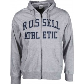 Russell Athletic PRINT HOODY FULL ZIP