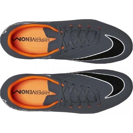 Obuwie piłkarskie męskie - Nike HYPERVENOM PHANTOM III ACADEMY FG - 4