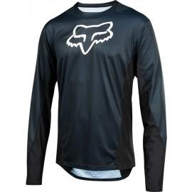 Fox LS CAMO BURN - Koszulka rowerowa męska